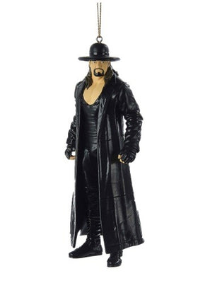 WWE Wrestling Ornament - Undertaker Christmas Ornament