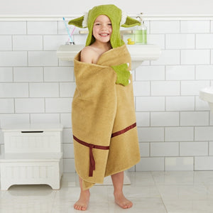 Star Wars Yoda Bath Towel Wrap – Personalized