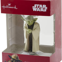Christmas Ornament - HALLMARK Star Wars YODA Holiday Ornament