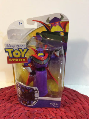 DISNEY PIXAR TOY STORY ZURG FIGURE POSABLE IN BOX