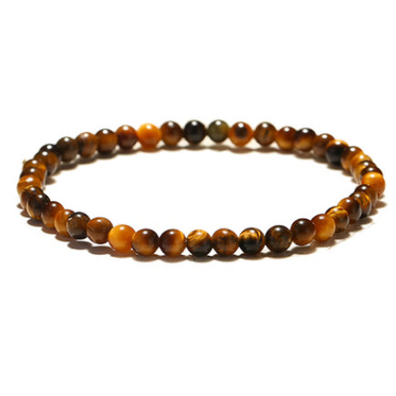 Trancoso 4mm Tiger's Eyes  Bracelets