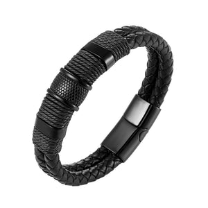 Horizon Leather Bracelet