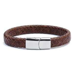 Sao Paulo Exclusive Braided Leather Bracelet