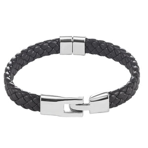 Urban Revival Leather Bracelet