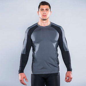 Men's Weighted Compression Long Sleeve
