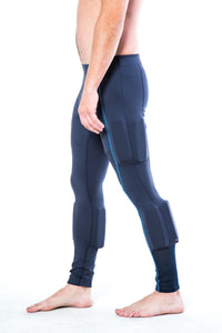 Men's InLine Weighted Long Compression Tights (NEW STYLE)