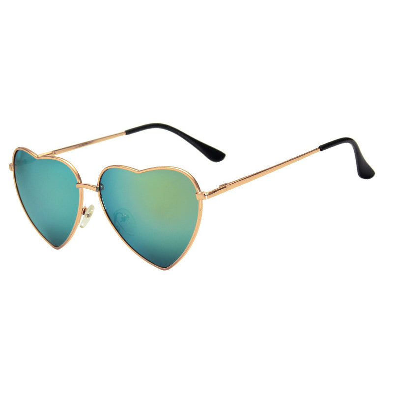 Sunset Love - Heart Sunglasses - Ron Pon Pon