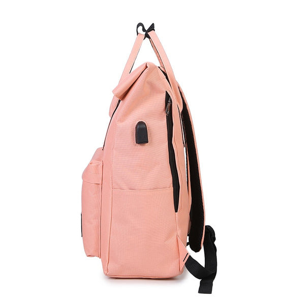 Phium - Laptop USB Backpack - Ron Pon Pon