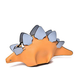 Stegosaurus - 3D Crossbody Bag - Ron Pon Pon