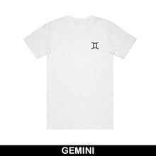 Gemini Embroidered Unisex T-Shirt