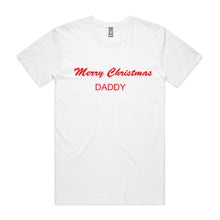 Merry Christmas Slogan - Mens Tee