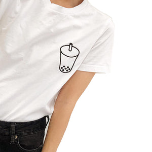BOBA Bubble Tea-Shirt
