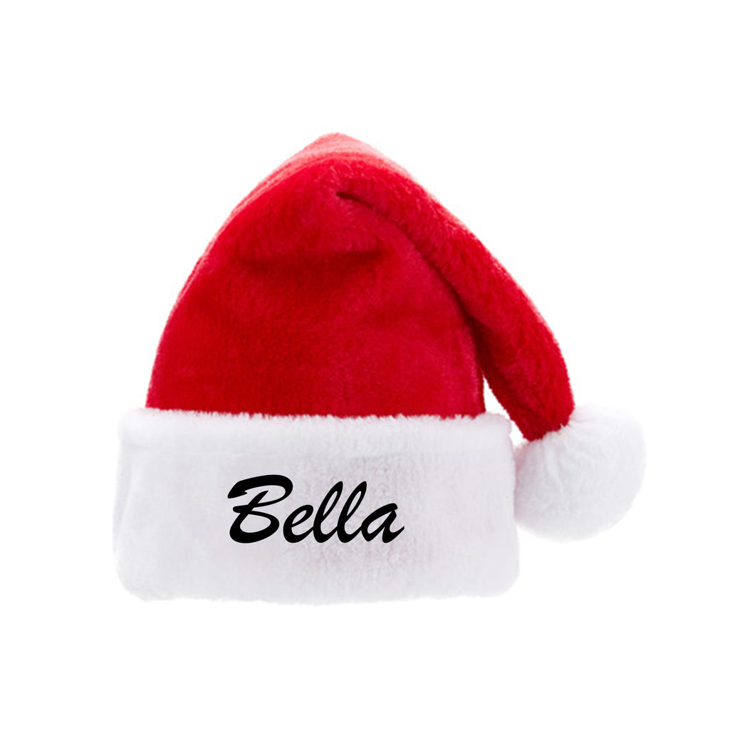Personalised Christmas Hat