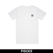 Pisces Embroidered Unisex T-Shirt