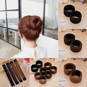 MAGIC HAIR BUN MAKER