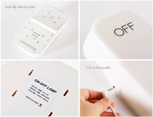 Creative Switch ON/OFF Bedside Lamp