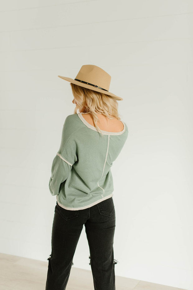 Beautiful Moments Knit top