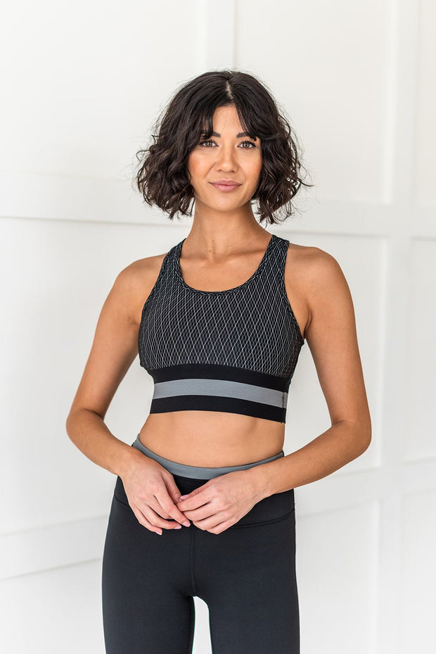 Rise Up Active Sports Bra