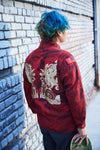 Red Dragon Camo Jacket