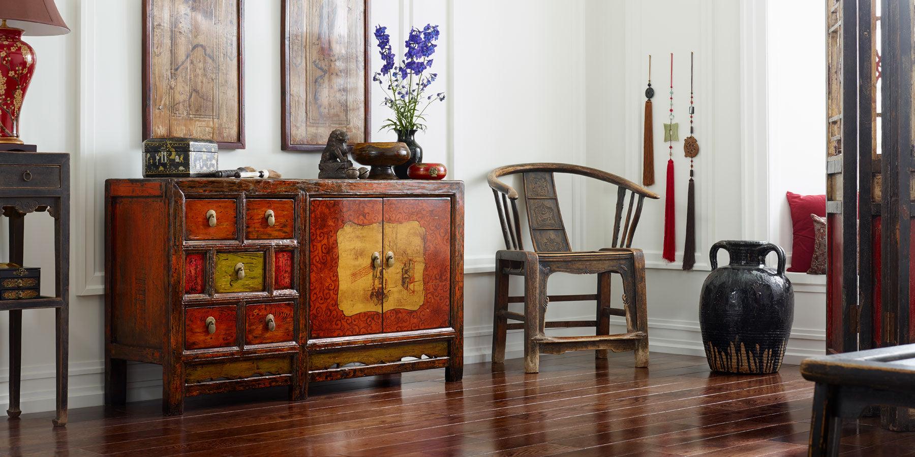 NEW! China Seasons, our latest handcrafted furniture range, now online