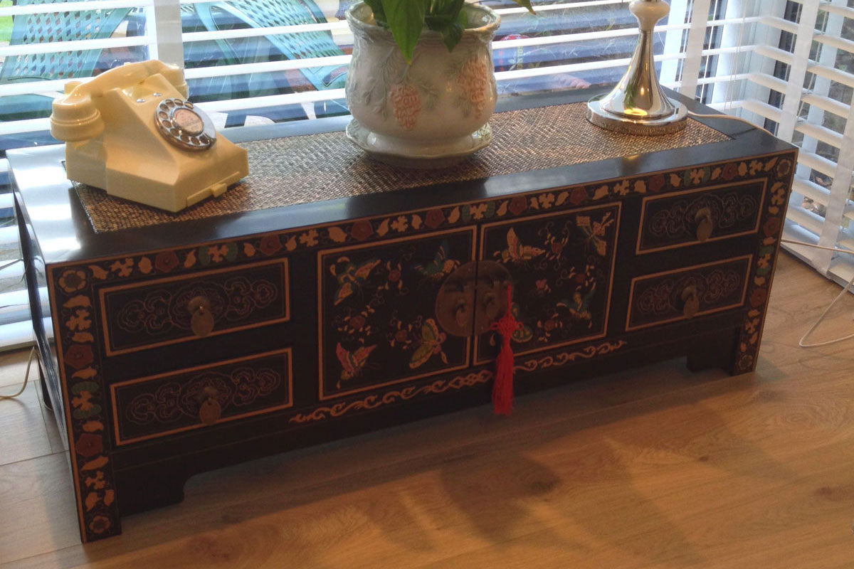 Some recent examples of our bespoke Chinese furniture