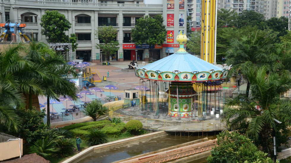 China sourcing trip – furniture ghost town in Shanghai