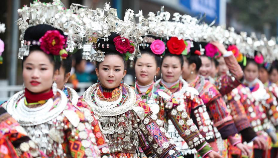 The Miao people of Southern China