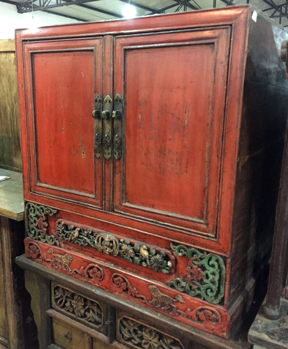 Some favourite Chinese antiques from my recent trip to Beijing