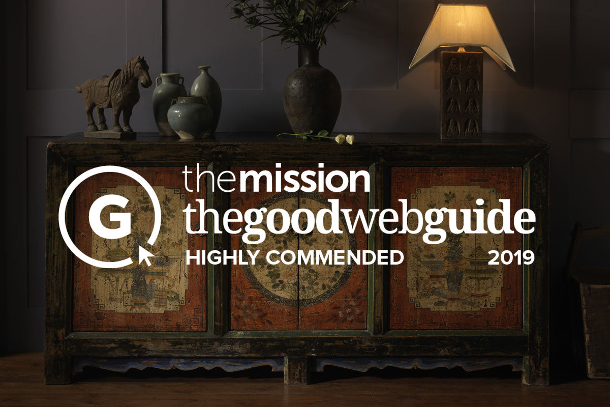 Shimu highly commended once again by Good Web Guide