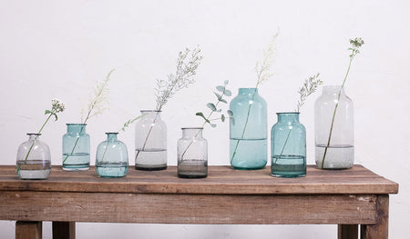 Toska Glass Vases