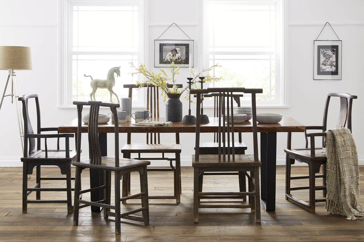 NEW! Dining tables and coffee tables in beautiful, solid walnut