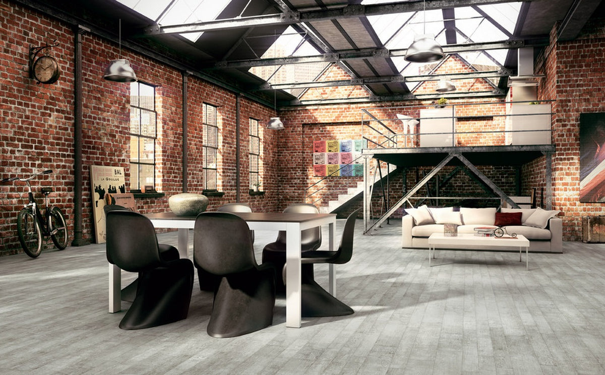 Interior Design Trends - The Industrial Look
