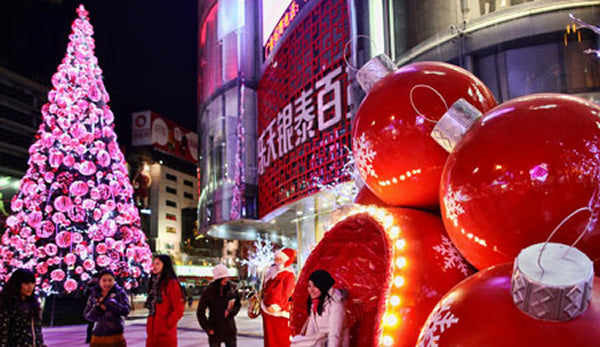 What Christmas means to the Chinese