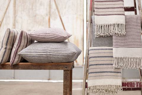 Nkuku Cushions & Throws