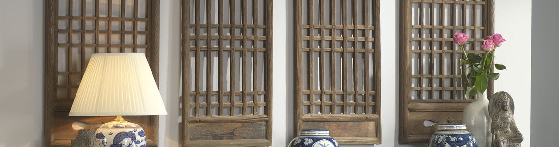 Oriental Screens & Panels