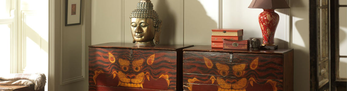 Chinese Chests and Trunks