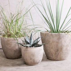 Affiti Clay Planters