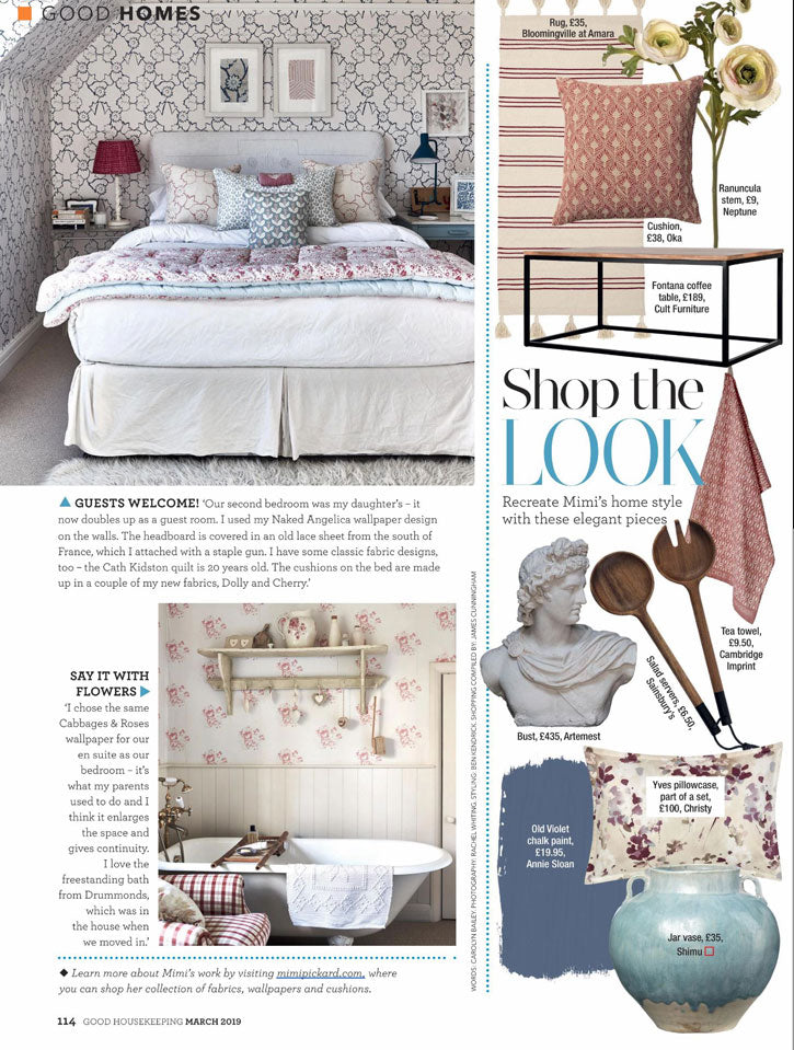 Good Housekeeping, March 2019