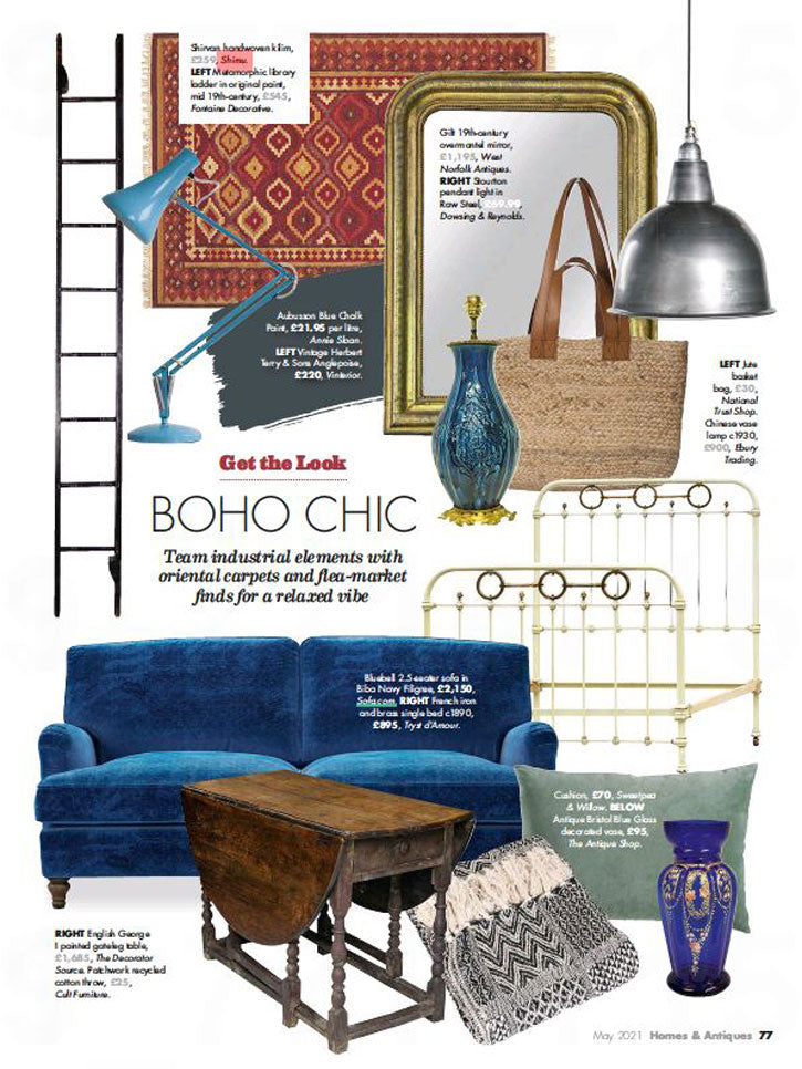 Homes and Antiques, April 2021