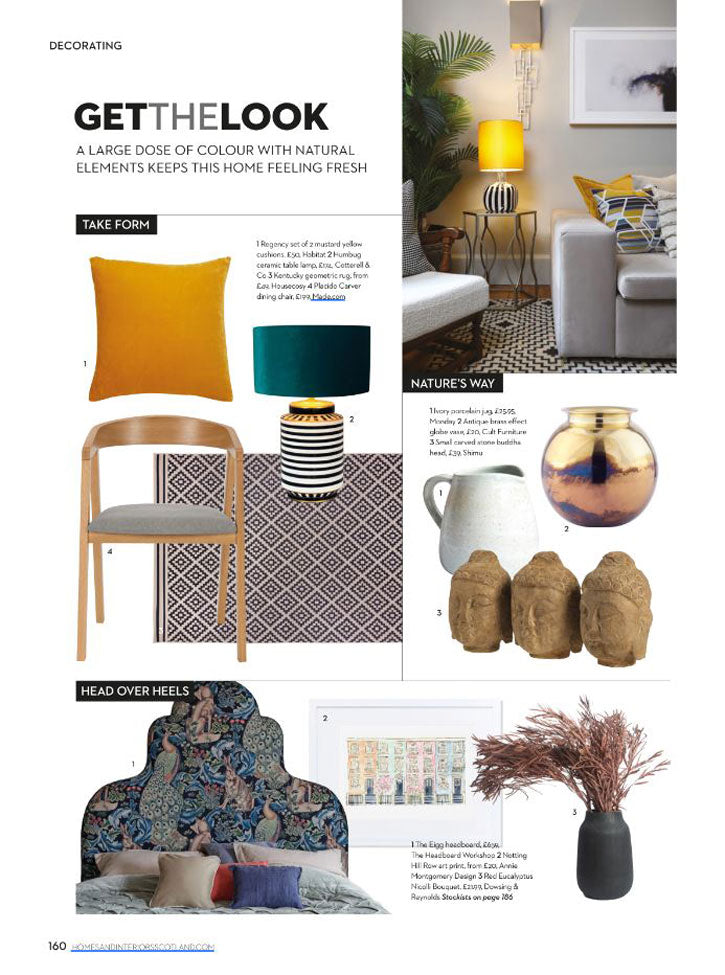 Homes and Interiors Scotland, September 2020