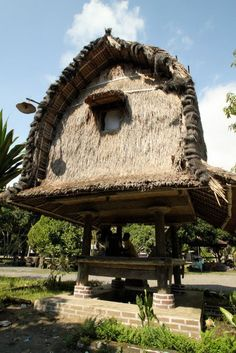 Indonesian Rice House