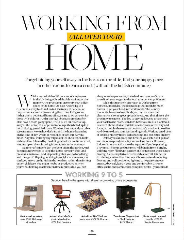 Real Homes, October 2019