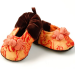 Silk Chinese shoes