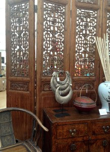 Chinese Carved Panels