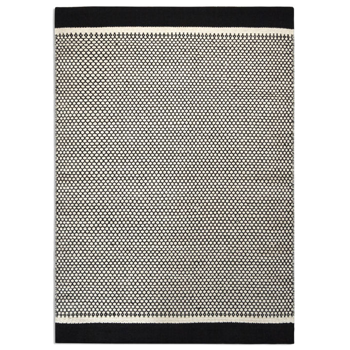 Belle Wool Rug, Monochrome