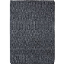 Loopy Wool Rug, Tarmac