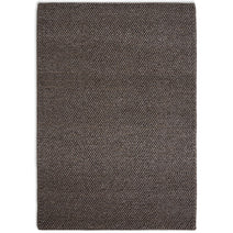Loopy Wool Rug, Light Brown