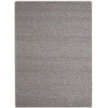 Loopy Wool Rug, Marble