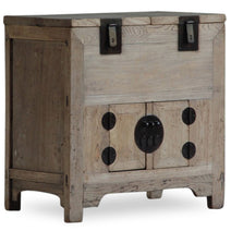 Beijing Elm Money Chest