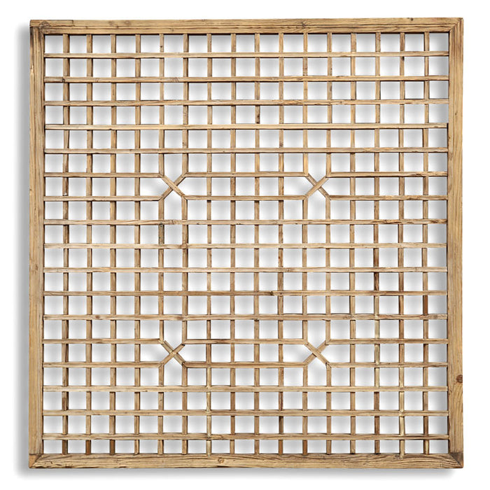 Large Lattice Panel